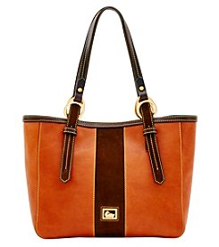 Dooney & Bourke Florentine Suede East West Skylar Tote