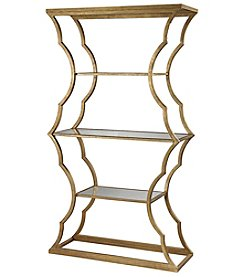 Dimond Home Metal Cloud Bookcase