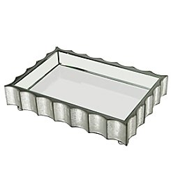 Dimond Home Scalloped Edge Mirror Tray