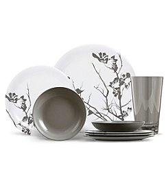 ThermoServ Everyday Collection Cora 16-Piece Dinnerware Set