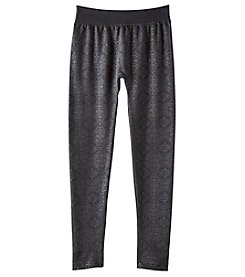 Pink Republic Girls' 7-16 Fleece Leggings