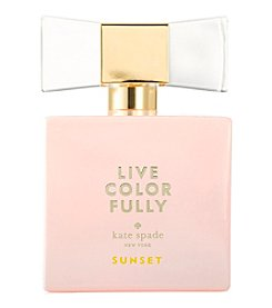 kate spade new york Live Colorfully Sunset Eau de Parfum, 3.4 oz.