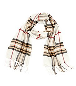Vfraas Plaid Scarf