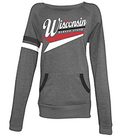 Brew City Brand Wisconsin Arrow Script Cutie Pie Top