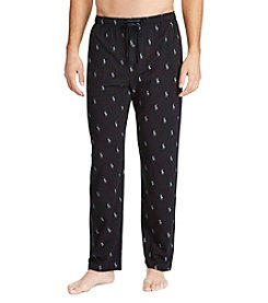 Polo Ralph Lauren Knit All-Over Print Lounge Pants
