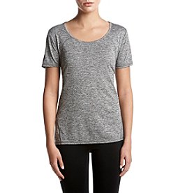 Exertek Scoop Neck Performance Tee