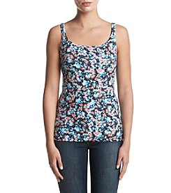 Ruff Hewn Floral Pattern Camisole