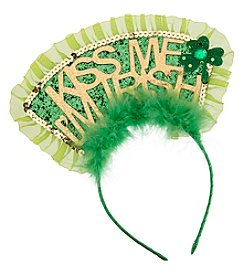 Studio Works Kiss Me Im Irish Headband
