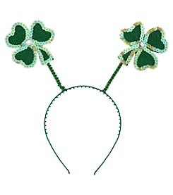 Studio Works Shamrock Headband