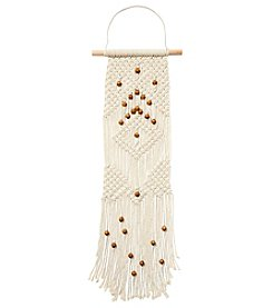 Ruff Hewn Beaded Tapestry