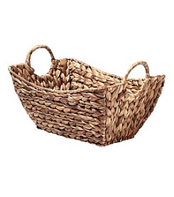Living Quarters Small Seagrass Basket
