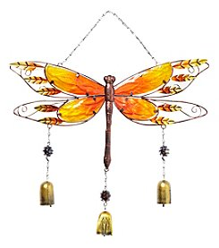 Living Quarters Hanging Charm Accented Dragonfly