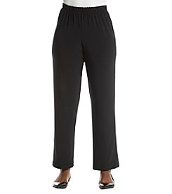 Alfred Dunner Petites' Knit Pants