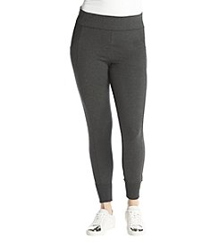 Calvin Klein Performance Plus Size Side Pocket Leggings