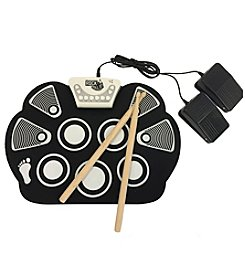 MukikiM Rock And Roll It Flexible Roll-Up Drum Kit
