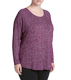 Calvin Klein Performance Plus Size Casual Top