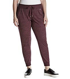 Calvin Klein Performance Plus Size Casual Pants