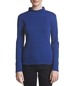 Studio Works Mock Neck Top
