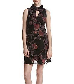 Ivanka Trump Velvet Dress