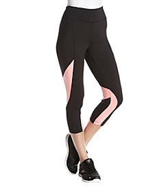 Exertek Colorblock Crop Pants