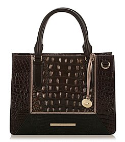 Brahmin Small Camille Alzette Satchel Bag