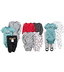 Carter's Baby Boys' Little Baby Basics- Winter Collection