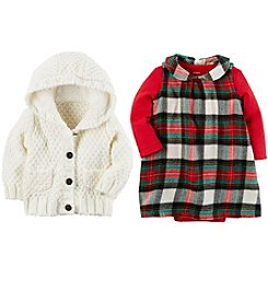 Carter's Baby Girls' Holiday Classics Collection