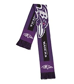 Forever Collectibles NFL® Baltimore Ravens Adult Big Logo Scarf