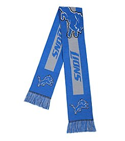 Forever Collectibles NFL® Detroit Lions Adult Big Logo Scarf