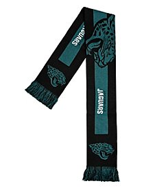 Forever Collectibles NFL® Jacksonville Jaguars Adult Big Logo Scarf