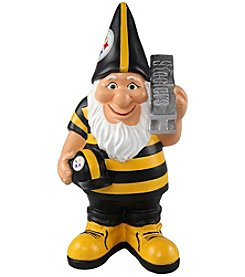 Forever Collectibles NFL® Pittsburgh Steelers Caricature Garden Gnome
