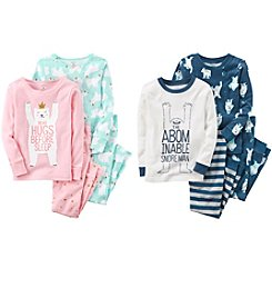 Carter's 12M-12 Brother & Sister Pajama Collection
