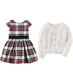 Carter's Girls' Cardigan and Holiday Dress Collection