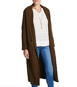 Weatherproof Vintage Long Duster Jacket