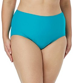Coco Reef Plus Size High Waist Bikini Bottom