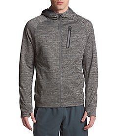 Hawke & Co. Men's Full Zip Raglan Knit Hoodie