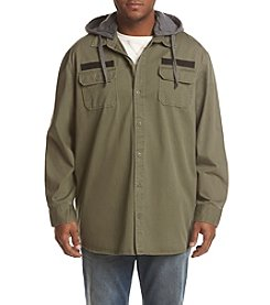 PX Men's Big & Tall Miltary Jacket