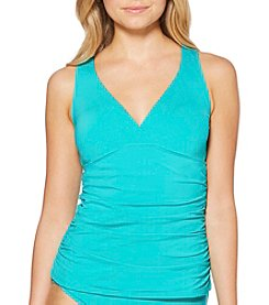 Jantzen Back Detail Tankini Top