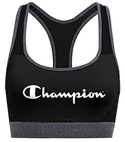 Champion Logo Detail Workout Sport Bra