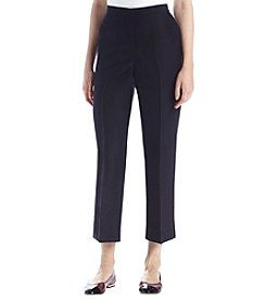 Alfred Dunner Petites' Stretch Ankle Pants