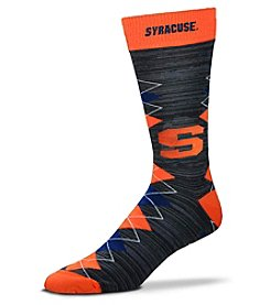 For Bare Feet NCAA® Syracuse Orange Men's Fan Nation Crew Socks
