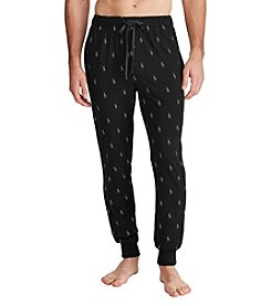 Polo Ralph Lauren Knit All-Over Jogger Pant