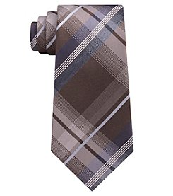 John Bartlett Statements Men's Shadowed Plaid Tie
