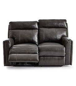 Lane Charger Loveseat Power Recliner