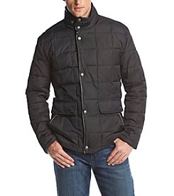 Cole Haan Men's Quilted Down Jacket