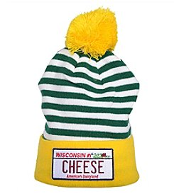 Cirque Mountain Apparel Wisconsin Cheese Beanie