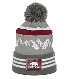 Cirque Mountain Apparel California Mountain Lines Beanie