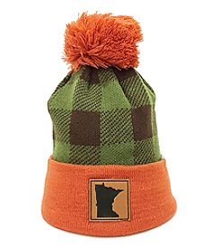 Cirque Mountain Apparel Minnesota Buffalo Beanie