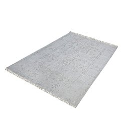 Dimond Belleville Handknotted Wool and Bamboo Viscose Rug