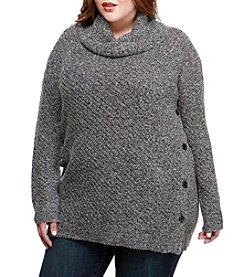 Lucky Brand Plus Size Alyssa Pullover Sweater